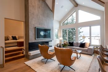 Whistler 4 Bedroom Accommodation - Northern Lights - #3891