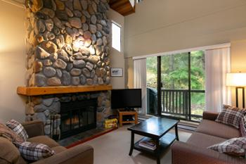 Whistler 3 Bedroom Accommodation - The Gables - #3897