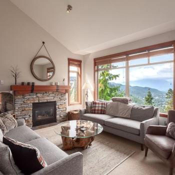 Whistler 3 Bedroom Accommodation - Taluswood - #3909