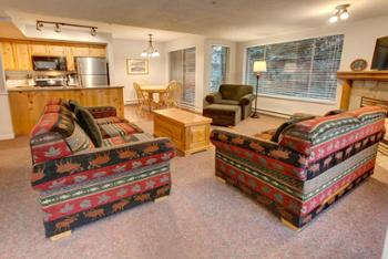Whistler 2 Bedroom Accommodation - Valhalla - #3916