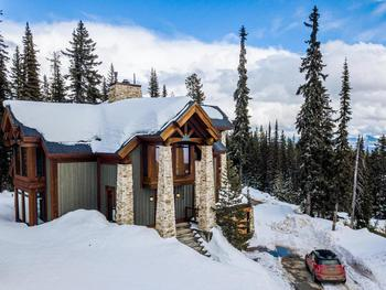 Amazing private Chalet with ski in/out right to your door!