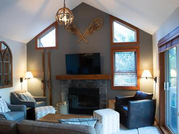 2 Bedroom Whistler Vacation Rental - Treeline
