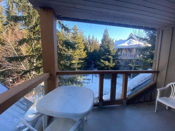 Glacier's Reach Townhouse Complex Located across the street from Marketplace in Whistler Village