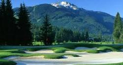 Whistler's Golf Destination - it doesn't get much better than this..