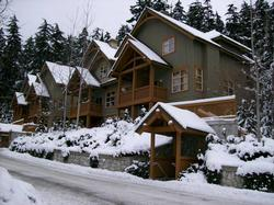 Welcome to Mountain Star Whistler Townhouse. Beautiful views, Ski in Ski out and all the amenities.