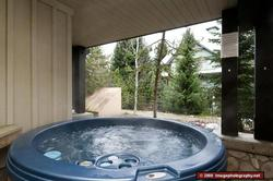 New Private Hot Tub