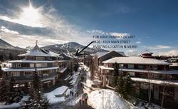 1 Bedroom Whistler Vacation Rental - Whistler Town Plaza - Eagle Lodge