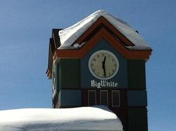 Welcome to sunny Big White!