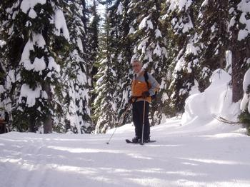 Snow shoe, ski, board, tele mark or cross country the Champagne Powder will always be there.