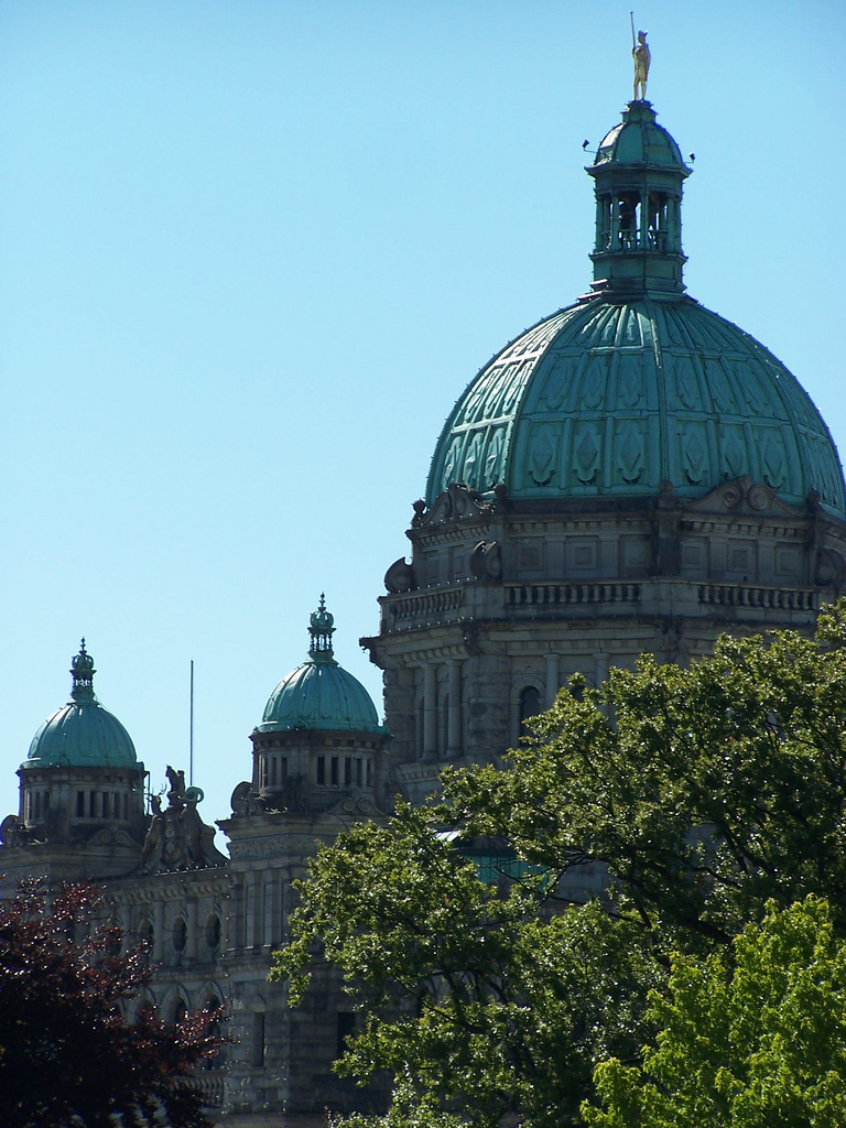 Find Victoria BC vacation rentals close to the Parliament buildings