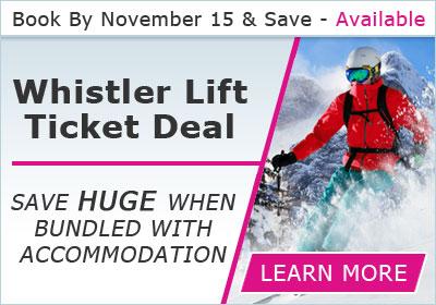 Discount Whistler Lift Tickets 2019/2020 Ski Season
