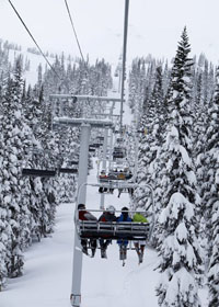 Chair Lift - Discount Lift Tickets