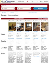 Compare Vacation Rentals